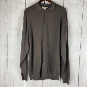 Pronto Uomo Merino Wool Sweater